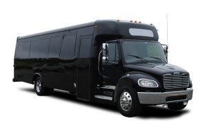 San Antonio Party Bus 50 passenger rental services