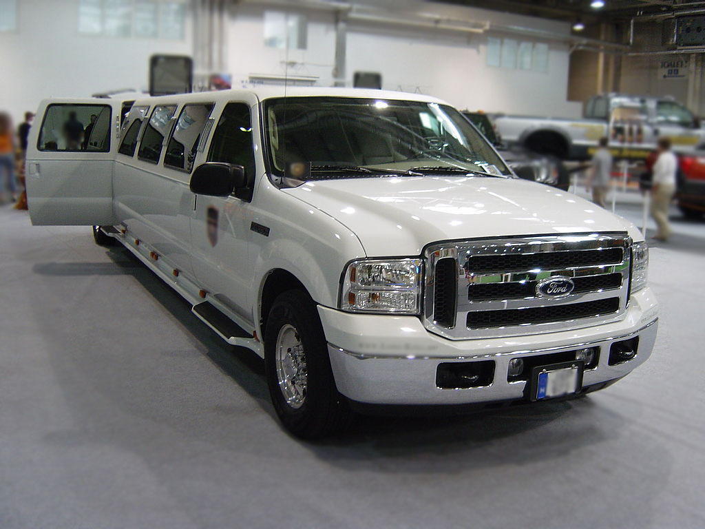 Ford Excursion Limo Service San Antonio
