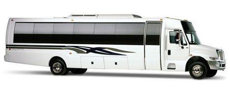 San Antonio Bus Rental Transportation 57 passenger Services