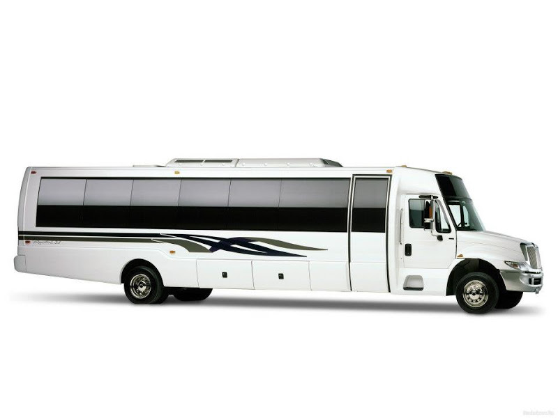 San Antonio Party Bus Al Services 35 Penger