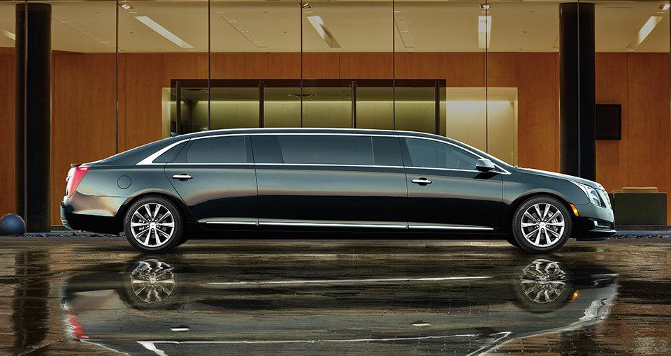 San Antonio Limo Service Cadillac