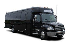 San Antonio Limo Bus Service Rental Transportation 55 Passenger