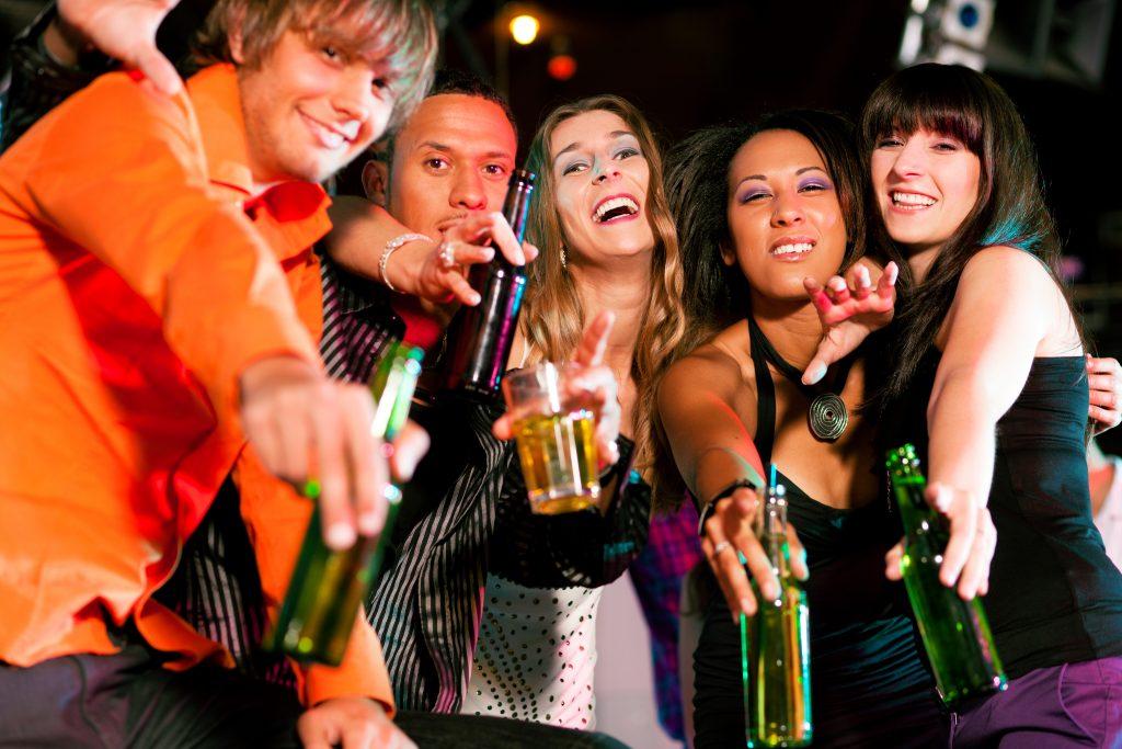 San Antonio Nightlife Club Limousine Buses Party Transportation